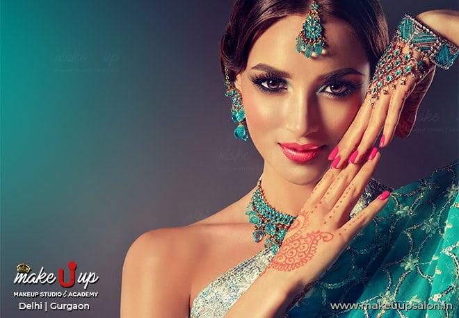 party makeup artists delhi