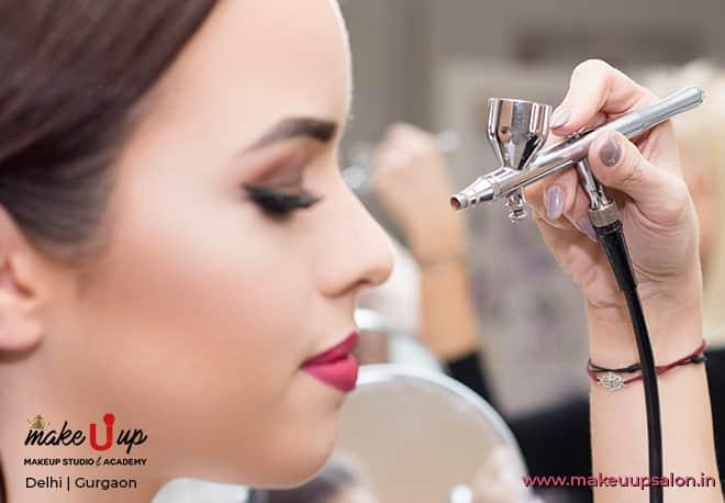 professional makeup courses in delhi