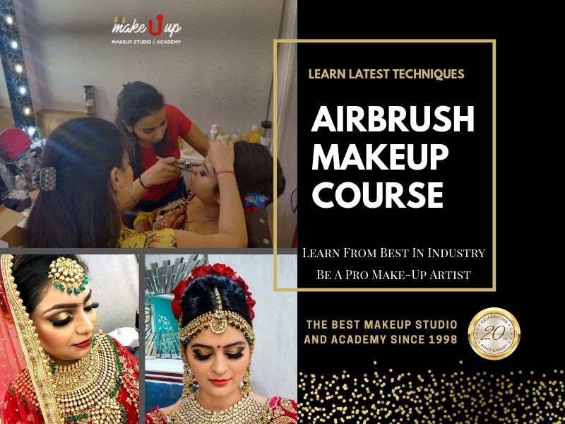 Airbrush Makeup Course in delhi