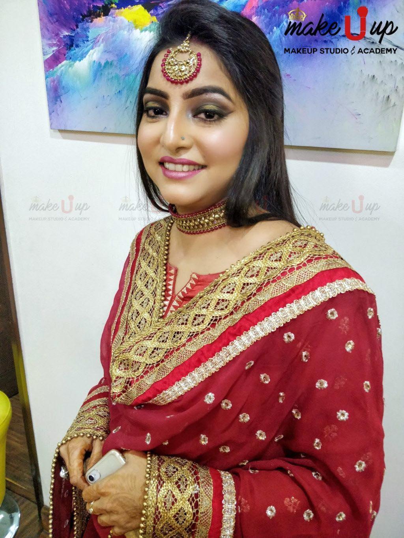 wedding makeup party delhi