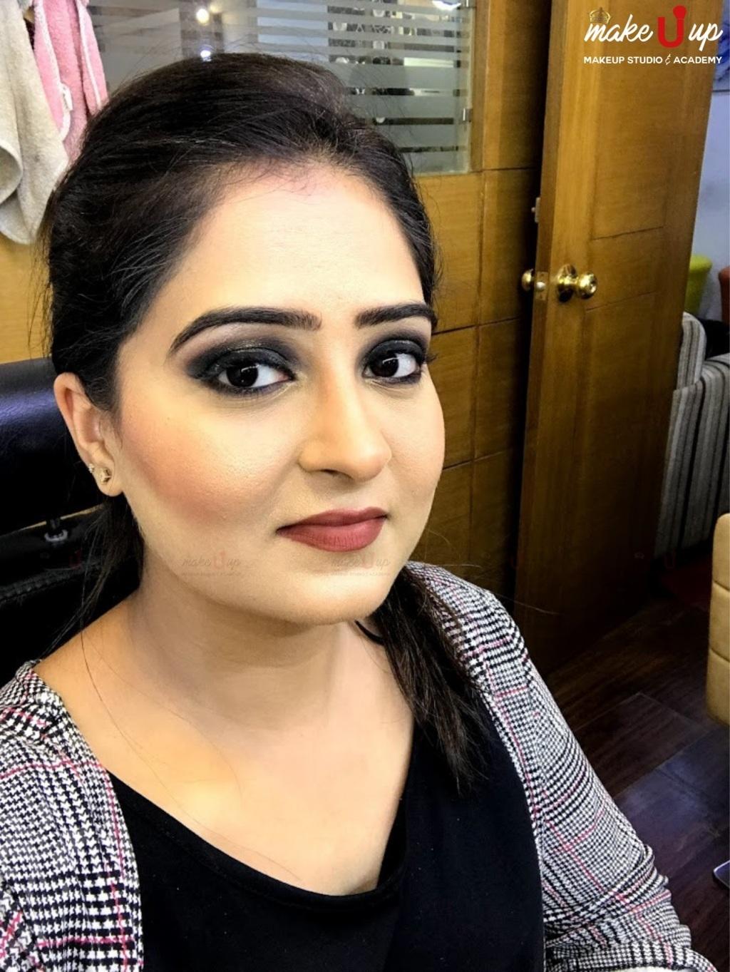 self makeup for wedding