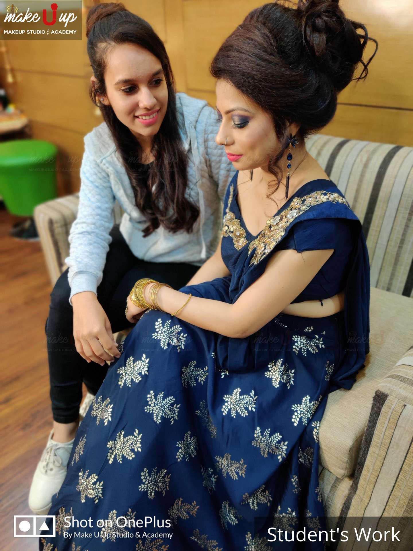 wedding makeup indian style