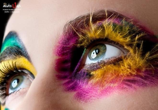 fashion media makeup services in delhi